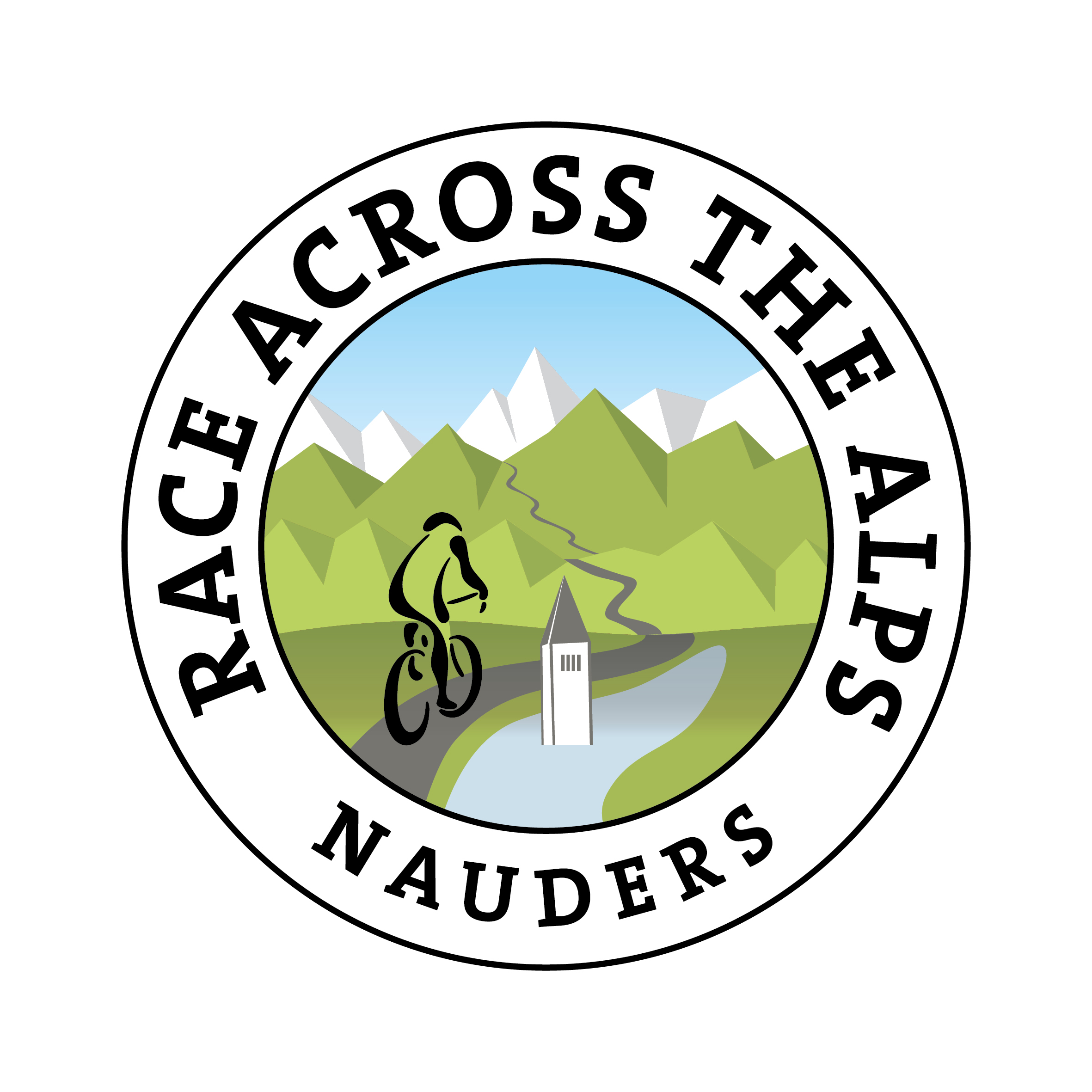Race across the alps